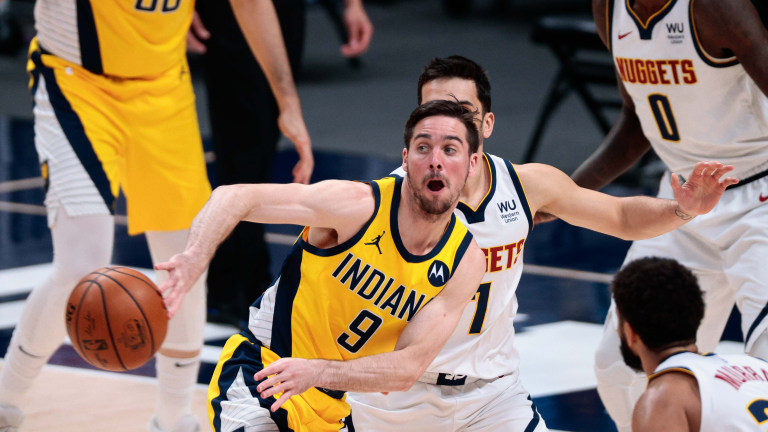 Indiana Pacers T.J. McConnell