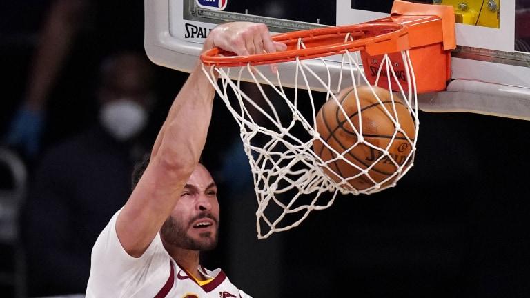 Cavaliers 3 Team Trade Basketball