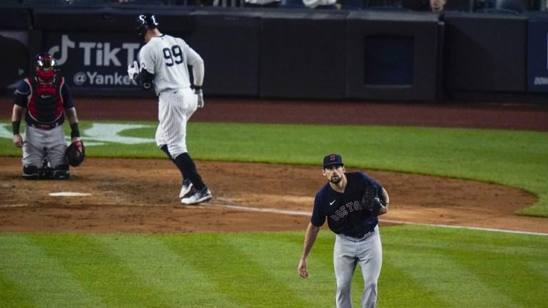 Red Sox Yankees Baseball