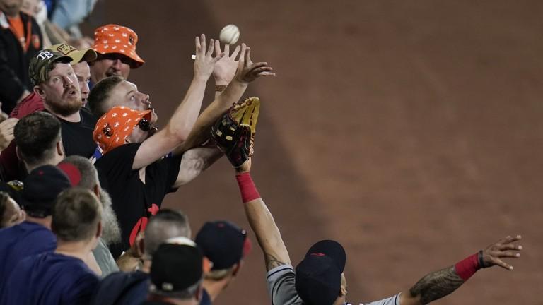 APTOPIX Indians Orioles Baseball