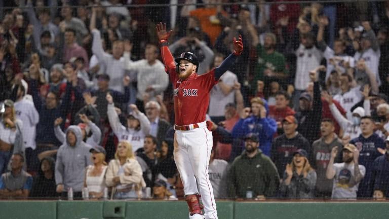 Blue Jays Red Sox Baseball