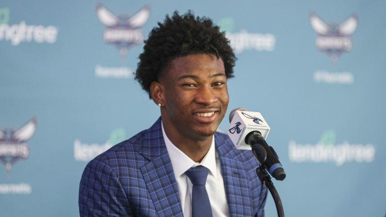 Hornets Draft Basketball