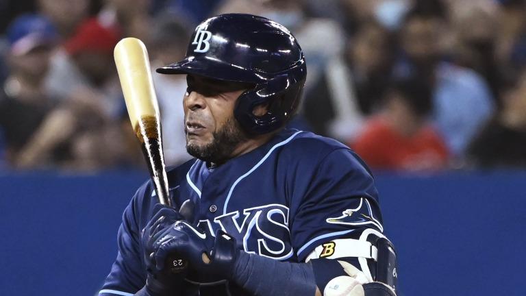 APTOPIX Rays Blue Jays Baseball
