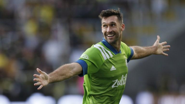 MLS Sounders Crew Soccer