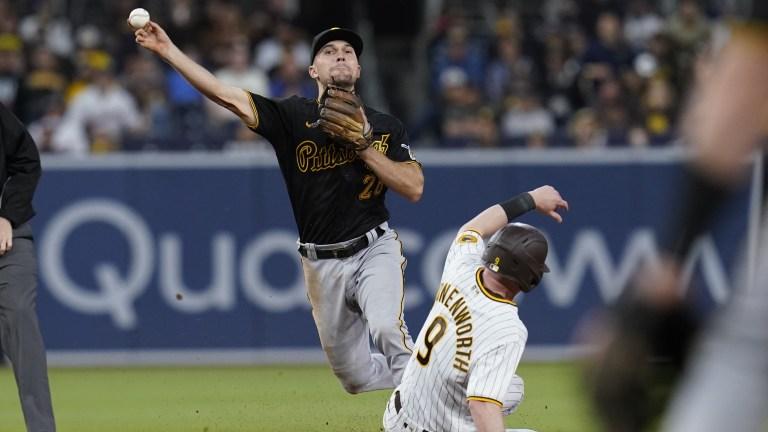 Pirates Padres Baseball
