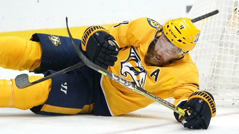 Stars Predators Hockey