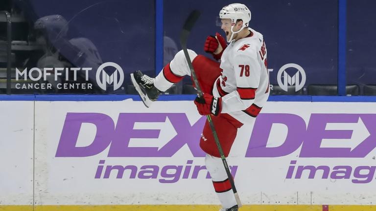 Hurricanes Lightning Hockey