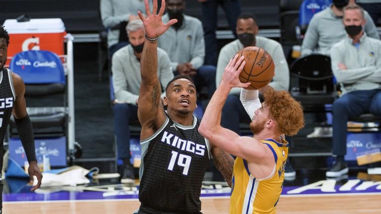 Warriors Kings Basketball
