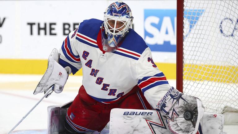Lundqvist Retires Hockey