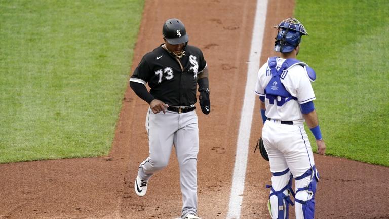 White Sox Royals Baseball