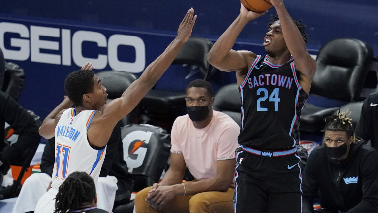 Kings Thunder Basketball
