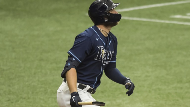 Athletics Rays Baseball