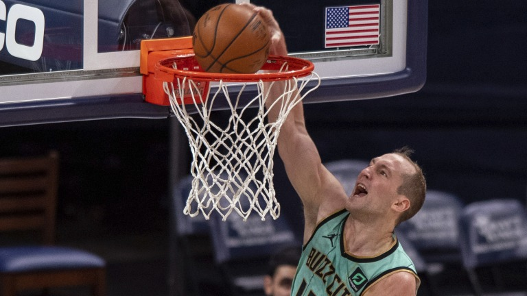 Hornets Pacers Basketball