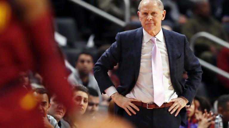 Pistons-Beilein Basketball