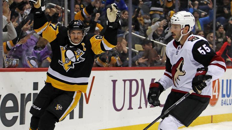Sidney Crosby,Jason Demers
