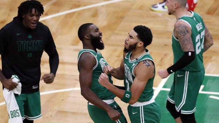 Celtics Udoka Basketball