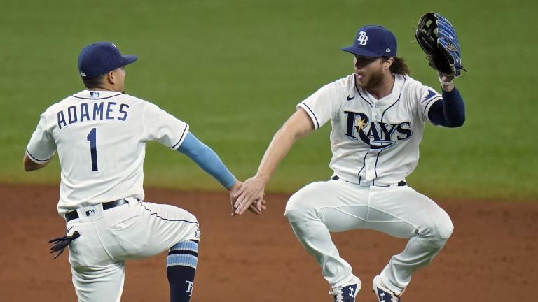 APTOPIX Blue Jays Rays Baseball