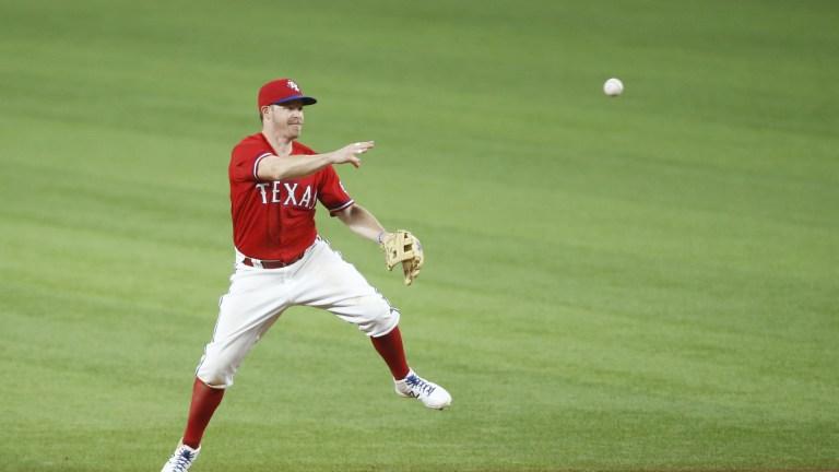 Brock Holt - Texas Rangers
