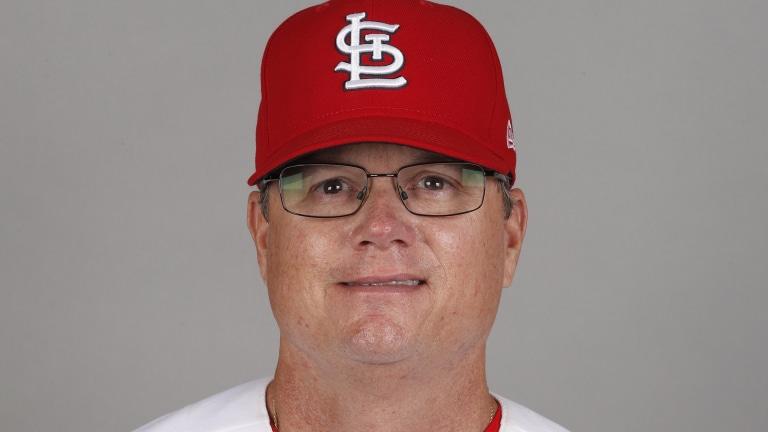 Cardinals Shildt Baseball