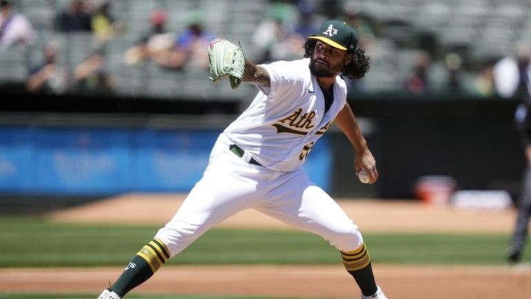 Diamondbacks Athletics Baseball