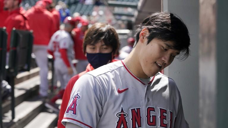 Angels Mariners Baseball