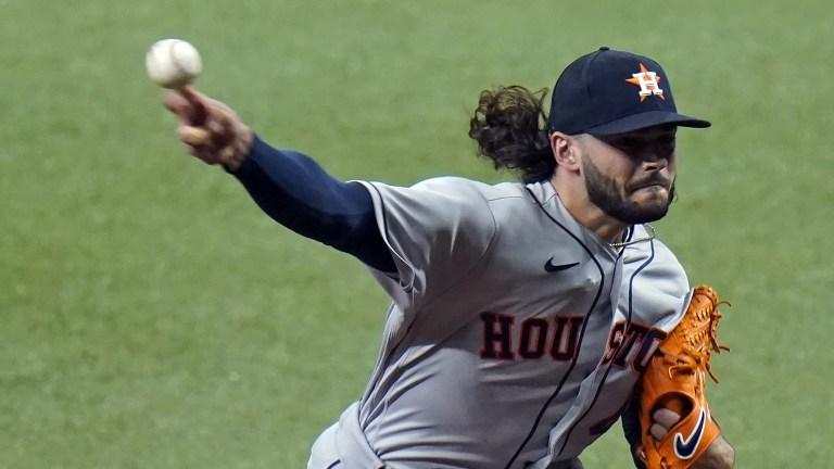 Astros Rays Baseball
