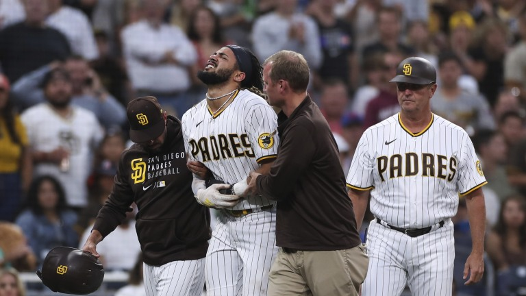 APTOPIX Rockies Padres Baseball