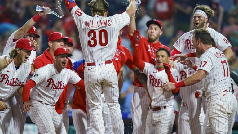 APTOPIX Braves Phillies Baseball