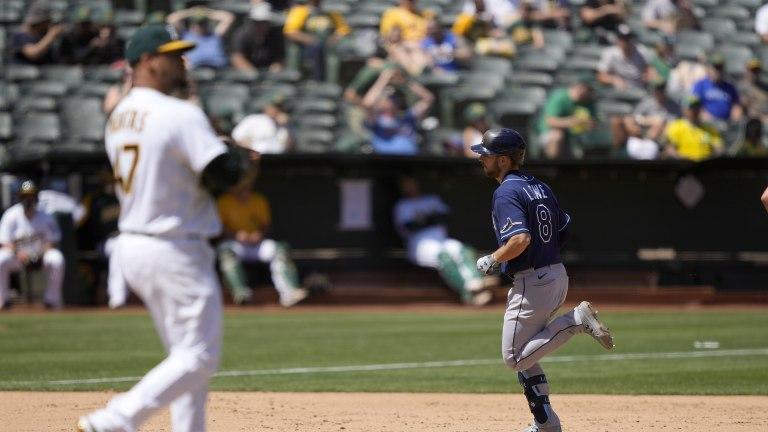 Rays Athletics Baseball