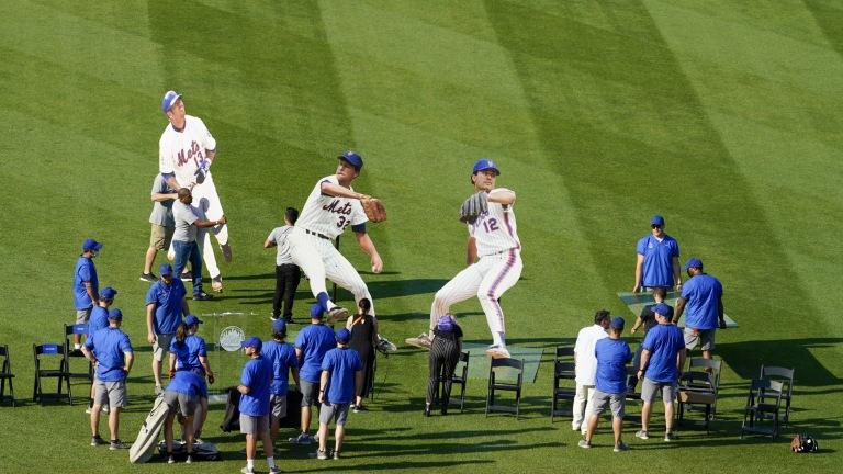Mets Hall of Fame Baseball