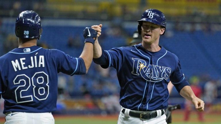 Nationals Rays Baseball