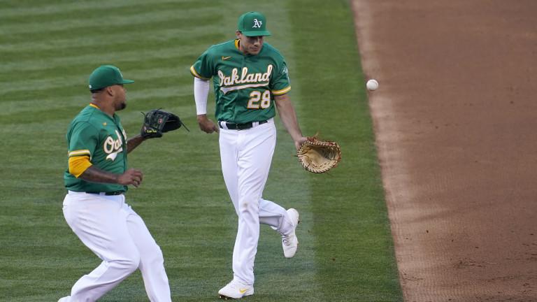 Royals Athletics Baseball