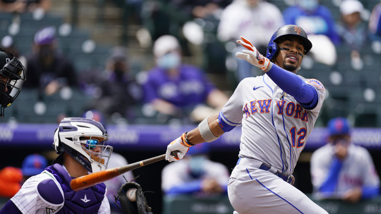 Mets-Slumping Lindor Baseball