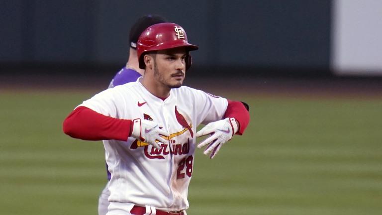 Rockies Cardinals Baseball
