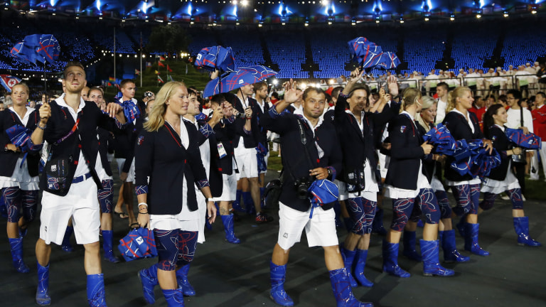 OLY Olympic Uniforms