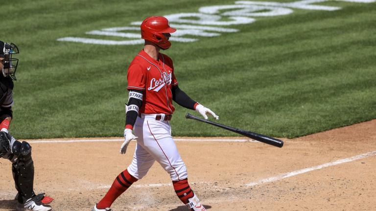 White Sox Reds Baseball