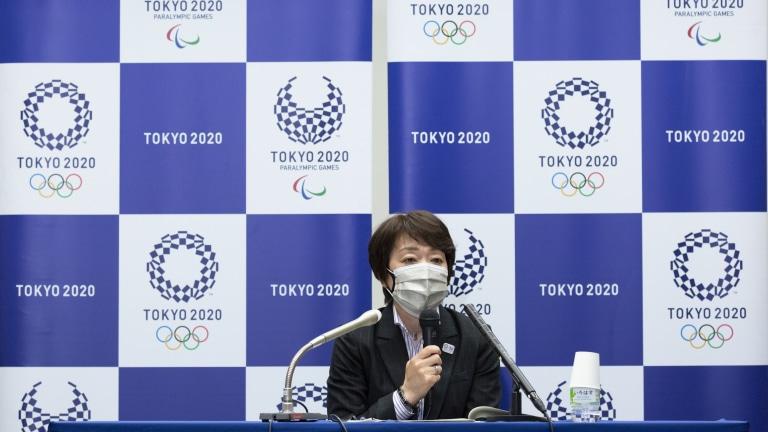 Olympics Tokyo Fans