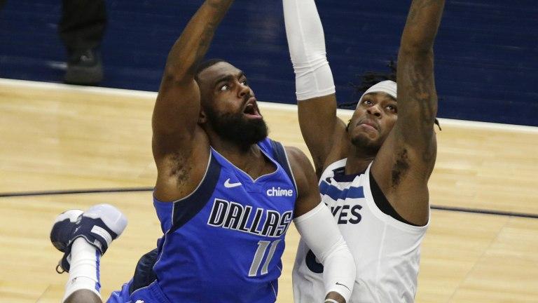 Mavericks Timberwolves Basketball