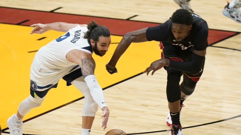 Timberwolves Heat Basketball
