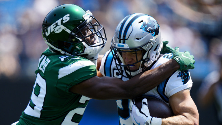 Jets Panthers Football