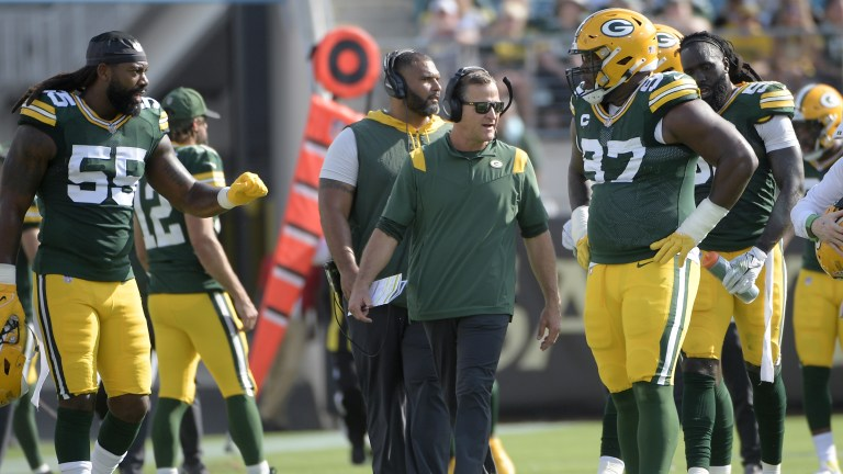 Packers Barrys Challenge Football