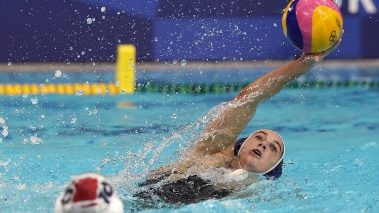 Tokyo Olympics Water Polo