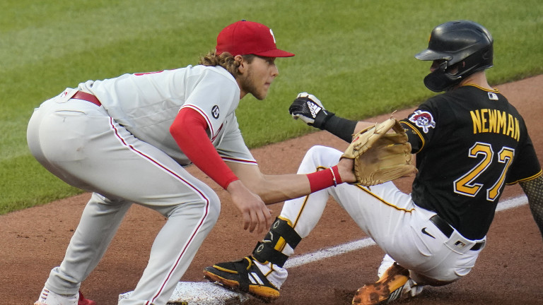 Phillies Pirates Baseball