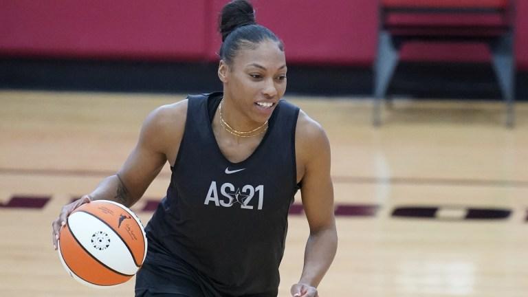 WNBA All Star Basketball