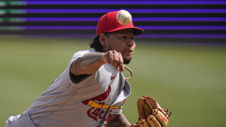 Cardinals Pirates Baseball