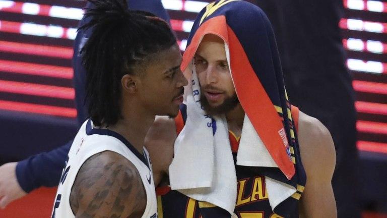 Grizzlies Warriors Basketball