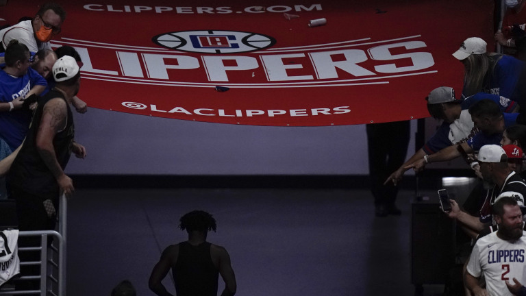 Suns Clippers Basketball