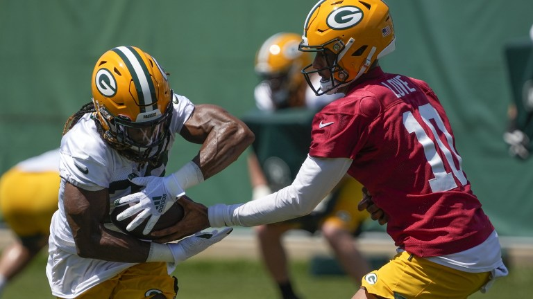 Packers Minicamp Football
