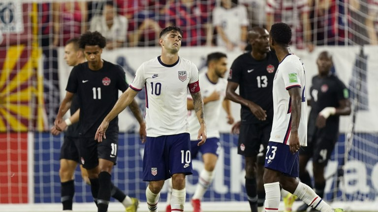 WCup Canada US Soccer