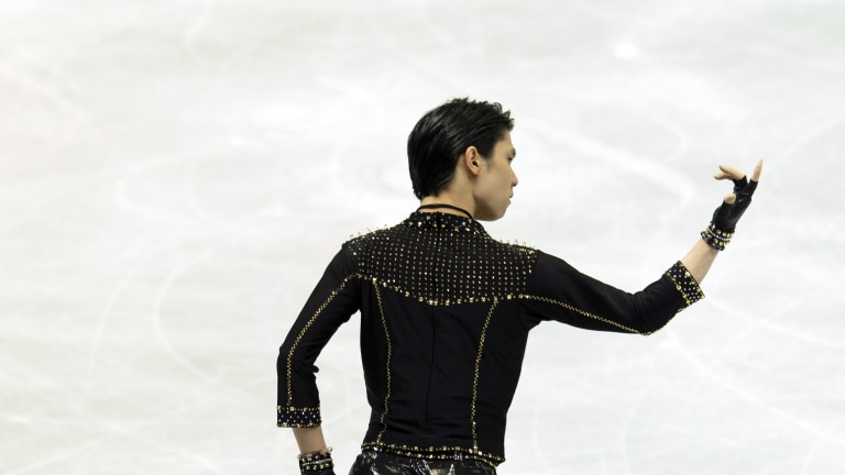 Chen edges Hanyu at World Team Trophy in Japan National News   Bally Sports